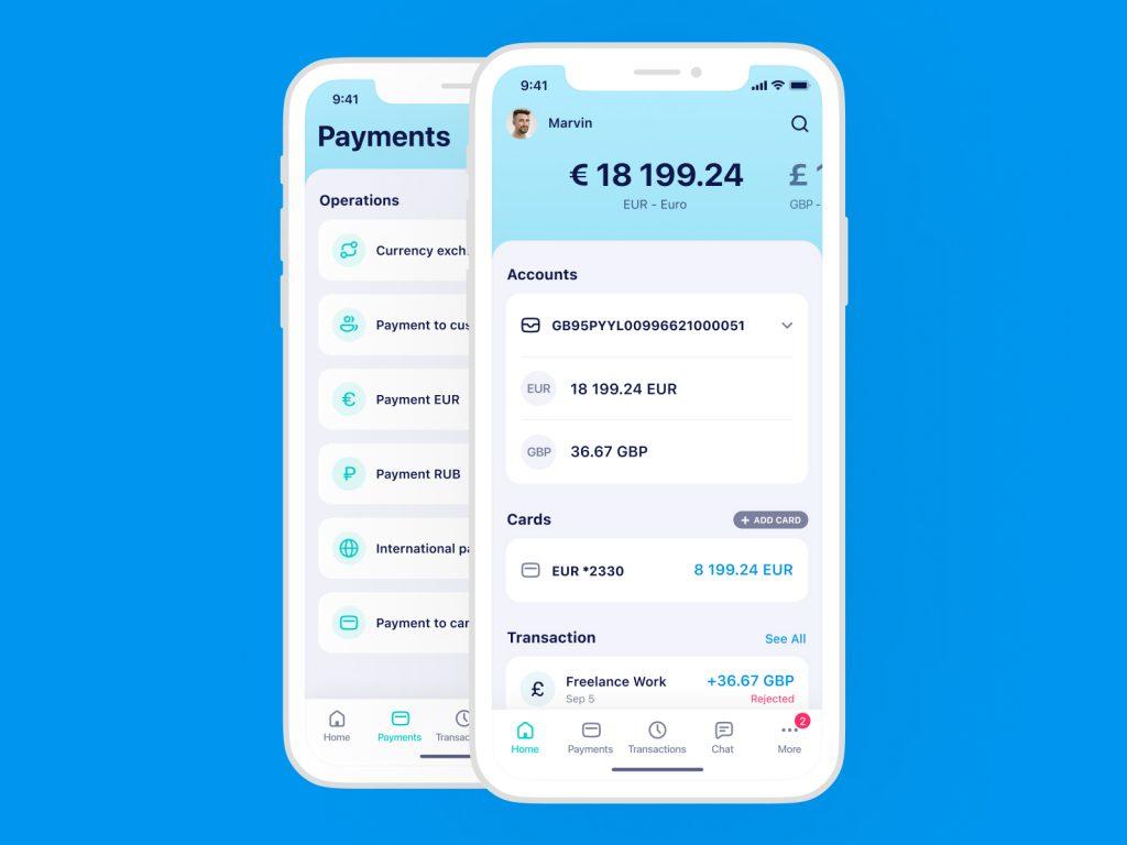 Macrobank мобильное приложение
