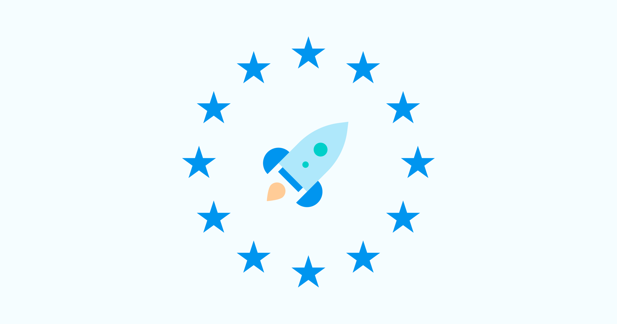 Covid-19 impact on the EU FinTech market: e-money and payment licenses obtained in 2020, compared to 2019