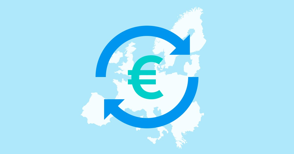 The biggest settlement and clearing systems for payment processing in the European market are SEPA, TARGET2 and EBICS.