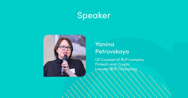 Advapay Webinar, speaker Yanina Patrovskaya