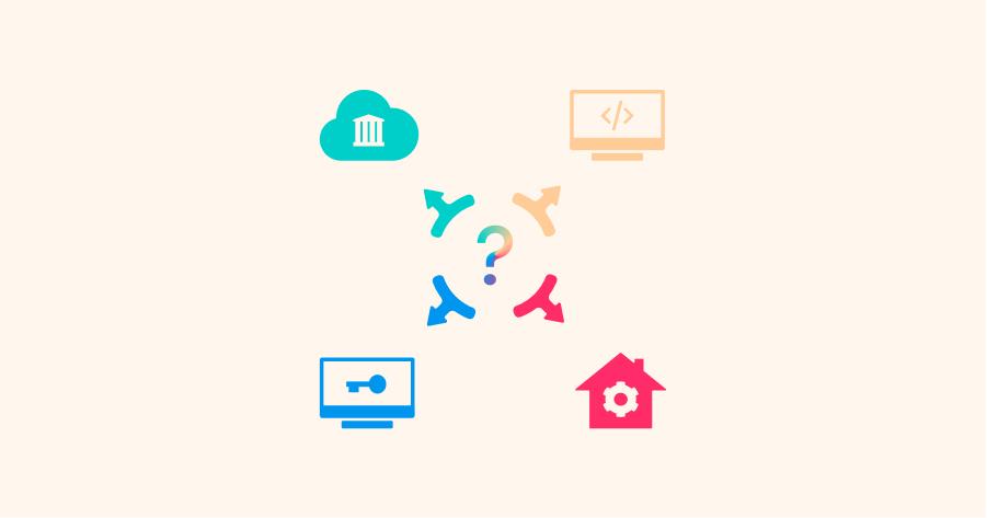 Сравниваем банковское ИТ-решение для финтех SaaS, лицензия, покупка исходных кодов или разработка собственного решения